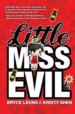 Little Miss Evil by Bryce Leung, Kristy Shen