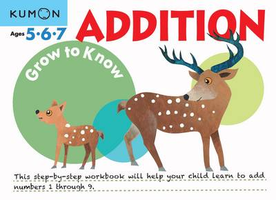 Addition by Kumon Publishing