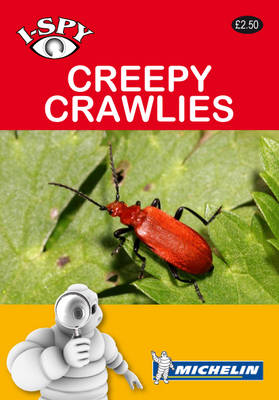 I-Spy Creepy Crawlies by