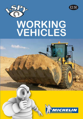 i-Spy Working Vehicles by i-SPY
