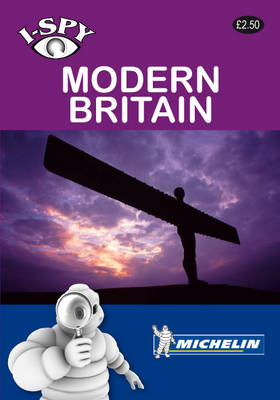 I-Spy Modern Britain by
