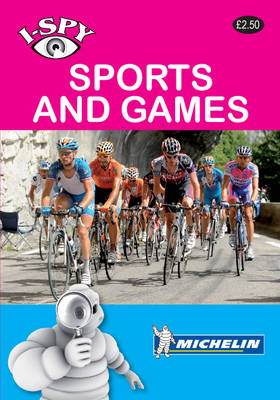 i-SPY Sports and Games by i-SPY