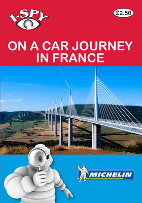 I-Spy on a Car Journey in France by