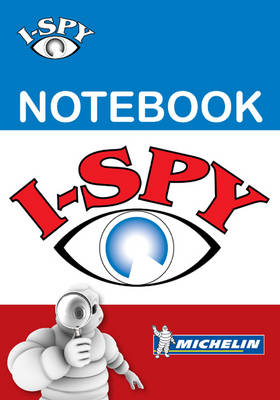 I-Spy Notebook by