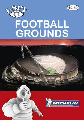 I-Spy Football Grounds by