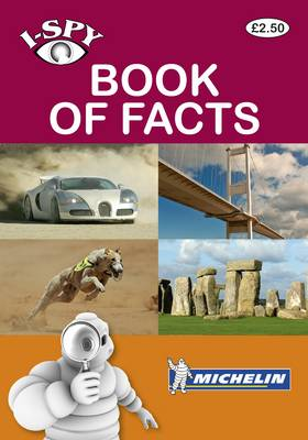 i-Spy Book of Facts by i-SPY