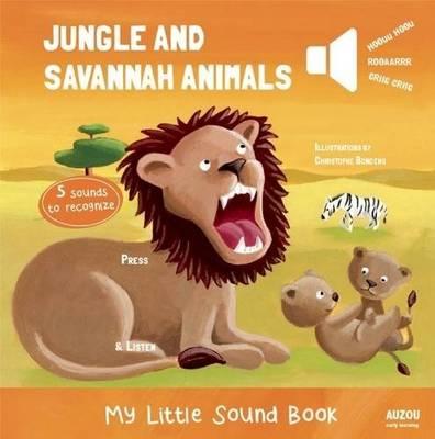 Jungle and Savannah Animals by Christophe Boncens
