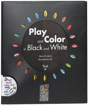 Play and Color in Black and White by Aki
