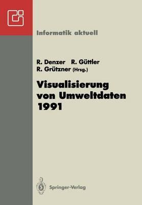 Visualisierung Von Umweltdaten 1991 by Ralf Denzer