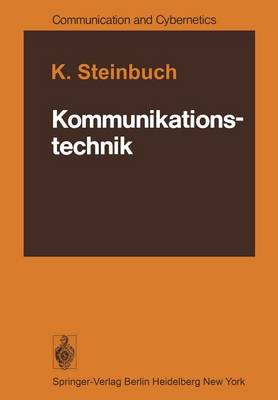 Kommunikationstechnik by Karl Steinbuch