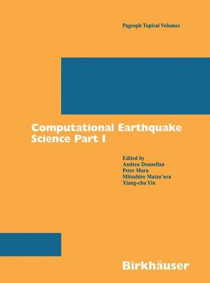 Computational Earthquake Science by Andrea Donnellan