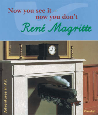Magritte Now You See it, Now You Don't by Angela Wenzel
