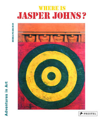 Where is Jasper Johns? by Debra Pearlman