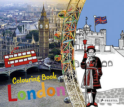 Colouring Book London by