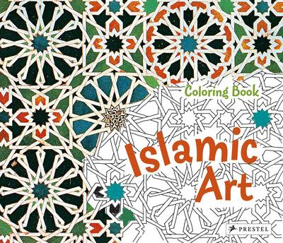 Islamic Art Coloring Book by Annette Roeder