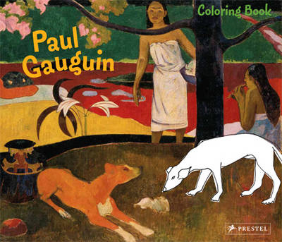 Coloring Book Gauguin by Doris Kutschbach