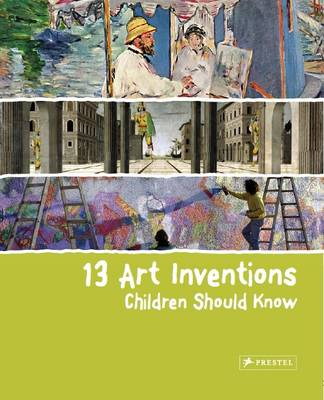 13 Art Inventions Children Should Know by Florian Heine