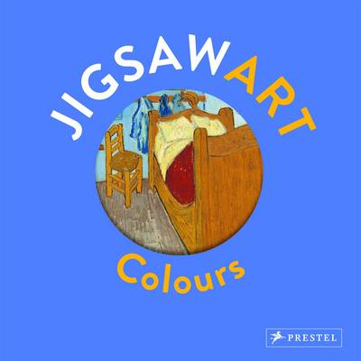 Jigsaw Art Colours by Elisabeth De Lambilly