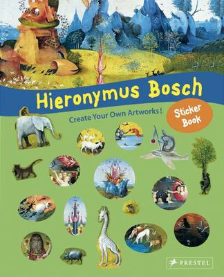 Hieronymus Bosch Sticker Book by Sabine Tauber