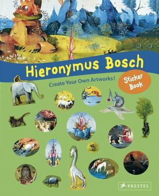 Hieronymus Bosch Sticker Book by Sabine Tauber