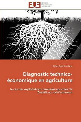 Diagnostic Technico-Economique En Agriculture by Kane-G