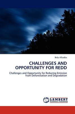 Challenges and Opportunity for Redd by Bidur Khadka