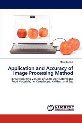 Application and Accuracy of Image Processing Method by Majid Rashidi