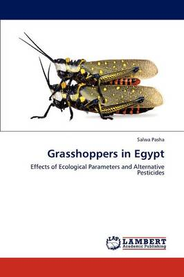 Grasshoppers in Egypt by Salwa Pasha