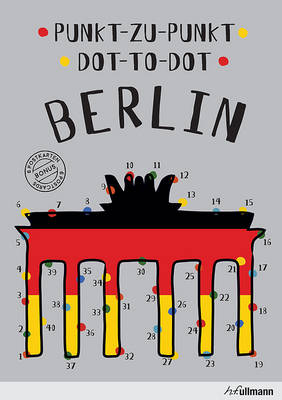 Dot-To-Dot Berlin An Interactive Travel Guide by Agata Mazur