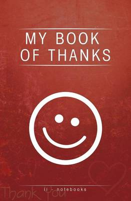 My Book of Thanks by