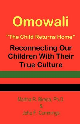 Omowali The Child Returns Home - Reconnecting Our Children with Their True Culture by Martha R Bireda, Jaha F Cummings