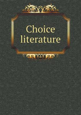 Choice Literature by Sherman Williams
