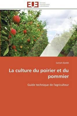 La Culture Du Poirier Et Du Pommier by Djeddi-S