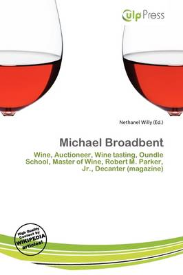 Michael Broadbent by Nethanel Willy