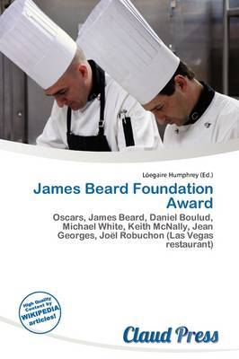 James Beard Foundation Award by L Egaire Humphrey