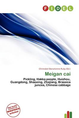 Meigan Cai by Christabel Donatienne Ruby