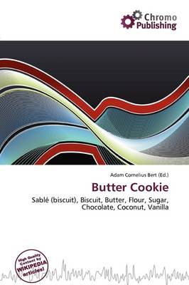 Butter Cookie by Adam Cornelius Bert