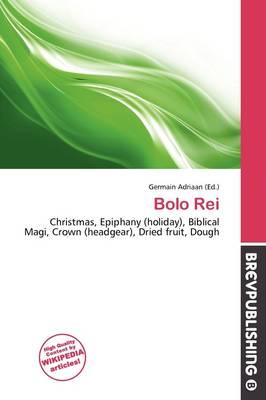 Bolo Rei by Germain Adriaan