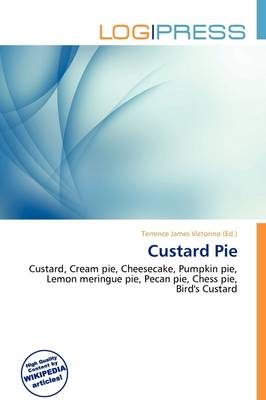 Custard Pie by Terrence James Victorino