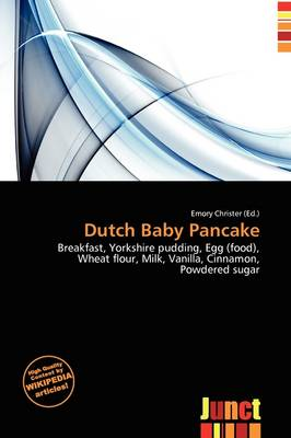 Dutch Baby Pancake by Emory Christer