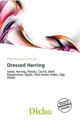 Dressed Herring by Delmar Thomas C Stawart
