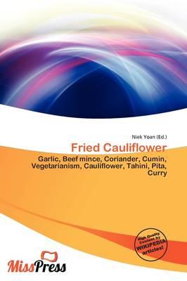Fried Cauliflower by Niek Yoan