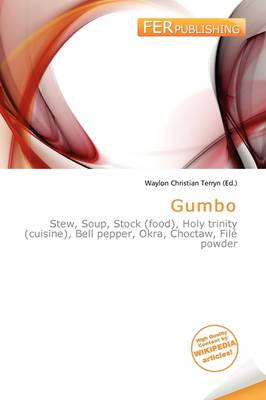 Gumbo by Waylon Christian Terryn