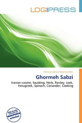 Ghormeh Sabzi by Terrence James Victorino