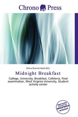 Midnight Breakfast by Pollux Variste Kjeld