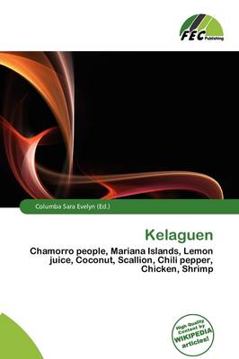Kelaguen by Columba Sara Evelyn