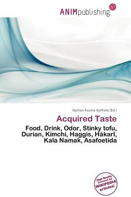 Acquired Taste by Norton Fausto Garfield