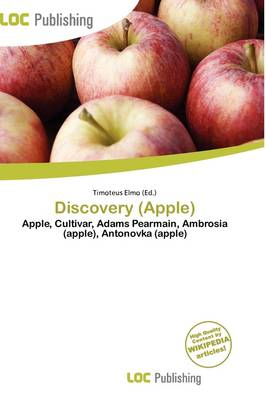 Discovery (Apple) by Timoteus Elmo