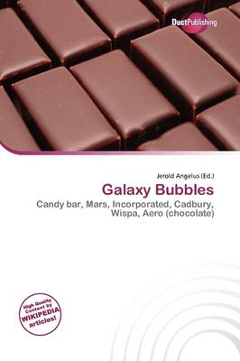 Galaxy Bubbles by Jerold Angelus