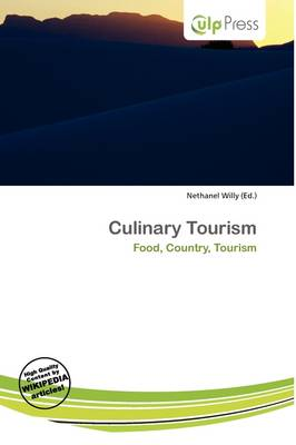 Culinary Tourism by Nethanel Willy